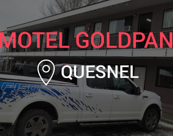 The Best Motel Stay in Canada, Quesnel